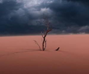 Wonderful Minimalist Landscape Photography by Mert Atakan