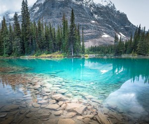 Wonderful Natural Landscapes in Canada by Martina Gebarovska