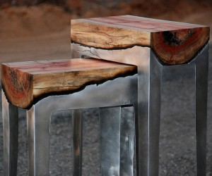 Wood  Aluminum Furniture | Hilla Shamia