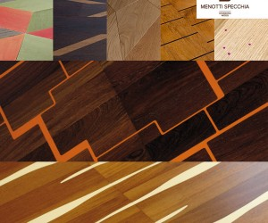 Wood Flooring by Menotti Specchia