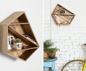 Wood Meets Geometric Design