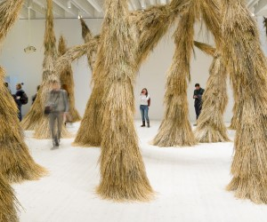Woods Installation by Fernando and Humberto Campana
