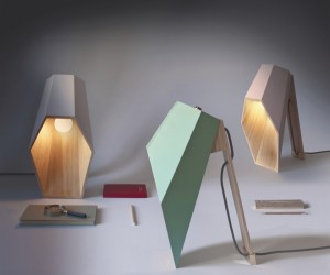 Woodspot Lamp by Alessandro Zambelli for Seletti