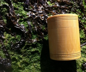 WoodStalk Bamboo Container