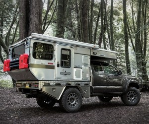Woolrich Four Wheel Camper