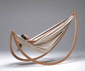 Woorock Hammock Swing By Georg Bechter