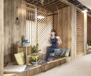 Work-Friendly Office Spaces