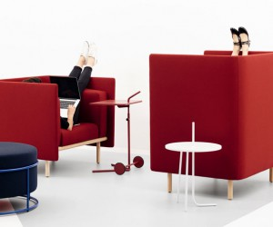 Work Space Furniture by COR Lab