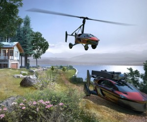 Worlds First Flying Car is Available For Pre-order