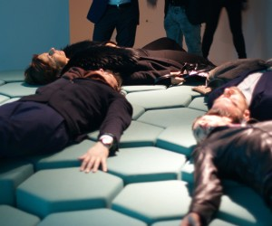 Worlds First Internet-Of-Things Sofa by Carlo Ratti