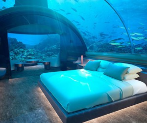 Worlds First Undersea Residence Set To Open At Maldives Resort