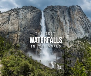 World's Most Beautiful Waterfalls