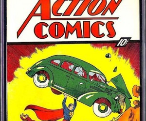 Worlds Most Expensive Superman Comic Just Sold for 3.2M on eBay