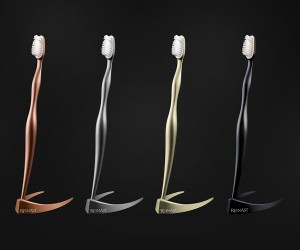 Worlds Most Expensive Toothbrush by Reinast 4,367