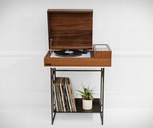 Wrensilva x Sonos Loft Record Console