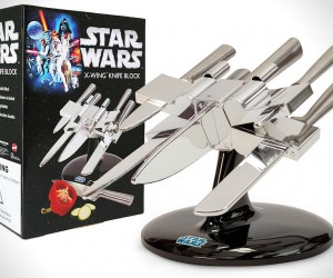 X-Wing Knife Block