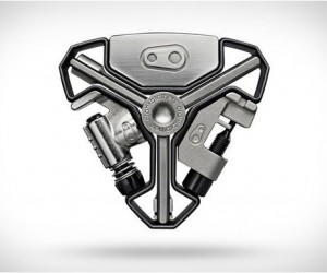Y-Shaped Bike Multi Tool
