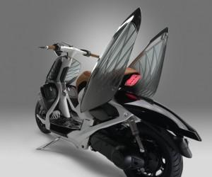 Yamaha 04GEN Scooter Design Concept