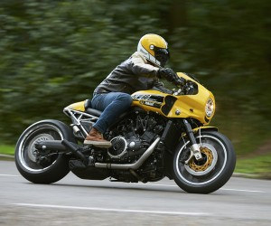 Yamaha Dealer Built VMax The V-Speed by Liberty Yam