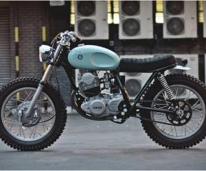 Yamaha SR250 | by Auto Fabrica