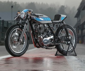 Yamaha Yard Built SR400 by Krugger