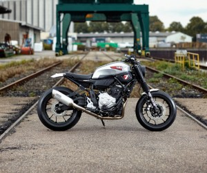 Yamaha Yard Built XSR700 Super 7 by JvB-moto
