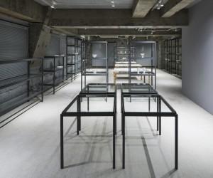 Yamaka Tokyo Showroom by TANK