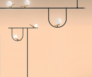 Yanzi Lamp Collection by NeriHu for Artemide