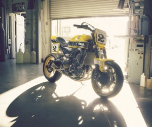 Yard Built 900 faster Wasp by Roland Sands Design