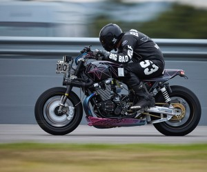 Yard Built XJR1300 Big Bad Wolf by El Solitraio