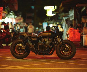 Yard Built XJR1300 Guerilla Four by Rough Crafts