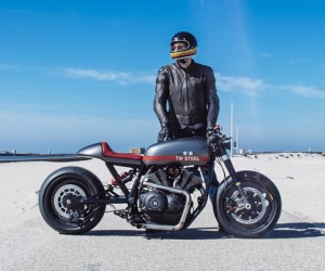 Yard Built XV950 Son of Time by Numbnut Motorcycles