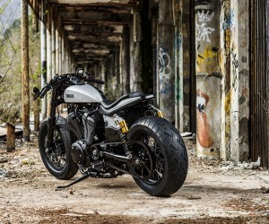 Yard Built XV950 Speed Iron by Moto di Ferro