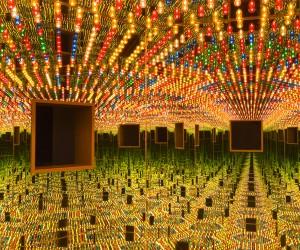 Yayoi Kusamas Exhibition at Hirshhorn Museum