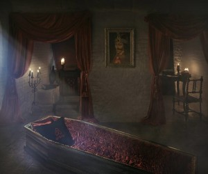 You can now spend Halloween night in Draculas Castl