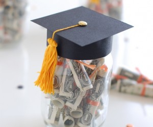 Youll Love These Cute and Clever Ways to Give Cash as a Graduation Gift