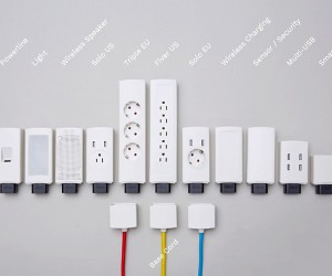 YOUMO: The Smart Modular Power Bar