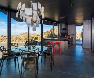 Yucca Valley House by Oller  Pejic