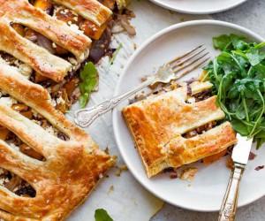 Yummy Savoury Fall Pie Recipes