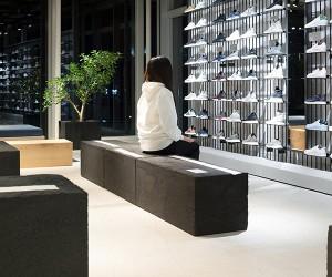 Yusuke Seki Refreshes Adidas Store in Tokyo