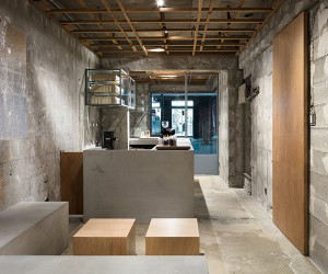 Yusuke Sekis Minimalist Coffee Shop in Japan