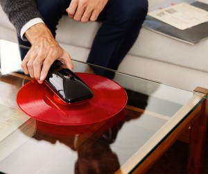 Yves Bhar Unveils First LOVE Intelligent Turntable