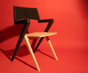 Z- CHAIR | Marking a line in space