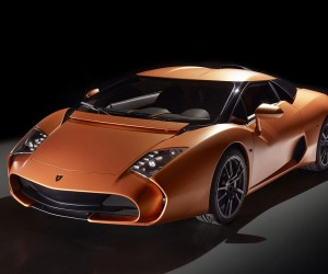 Zagato Reveals One-off Lamborghini 5-95
