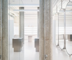 Zalando Beauty Store in Berlin by Batek Architekten