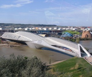 Zaragoza Bridge Pavilion | Zaha Hadid Architects