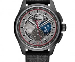 Zenith El Primero Lightweight Tribute to the Rolling Stones