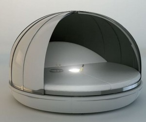 Zero Day Bed: The Futuristic Day Bed