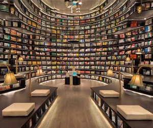 Zhongshuge-Hangzhou bookstore by XL-Muse