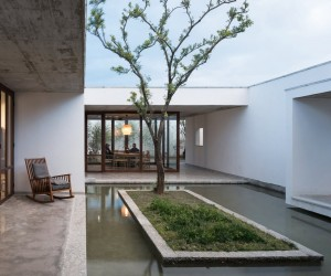 Zhuan Residence by Zhaoyang Architects